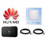 Huawei E5573 c Панельной антенной 3G/4G 2*20ДБ MIMO