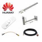 Huawei E8372 c Направленной антенной 3G/4G 28ДБ