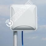 AX-2014P - внешняя панельная направленная антенна для сетей 2G/3G /4G
