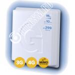 Панельная антенна Gellan 3G/4G  2*15Дб MIMO