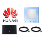 Huawei B315 c Панельной антенной 3G/4G 2*20 MIMO