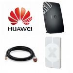 Huawei B683 c Панельной антенной 3G 17ДБ