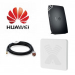 Huawei B683 c Панельной антенной 3G 20ДБ