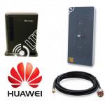 Huawei E5172 c Панельной антенной 3G/4G 17ДБ