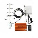 Репитер GSM 3G UMTS сигнала 900МГц (до 150м²)
