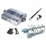 Репитер  GSM LTE 1800 (Усилитель GSM LTE сигнала 1800МГц) до 150м²