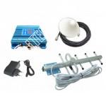 Усилитель сотового сигнала (Репитер 3G 2100МГц) (до 250м²)