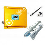 Репитер 3G 900МГц GSM900МГц Сигнала  (до 300м²)