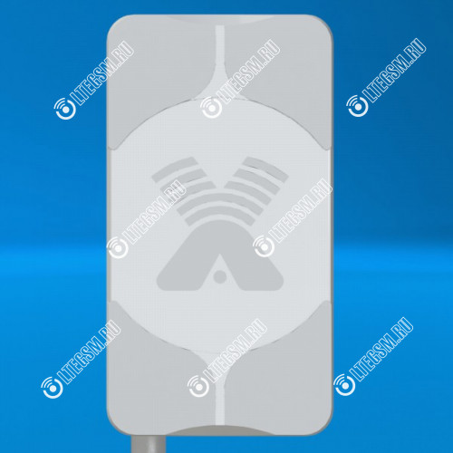 AGATA-2F MIMO 2x2 - широкополосная панельная антенна 4G/3G/2G (15-17 dBi)