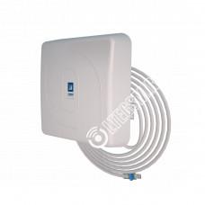 BAS-2343 FLAT XM MIMO CRC9 - антенна с гермобоксом для 3G/4G модема