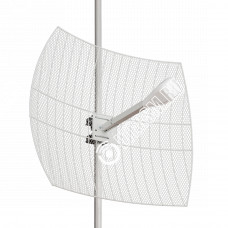 KNA24-1700/2700 - Параболическая MIMO антенна 2*24 дБ F-female