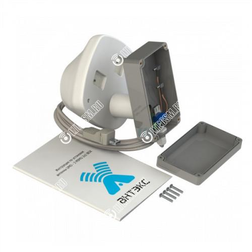 UMO-3 MIMO BOX офсетный облучатель 3G/4G с боксом
