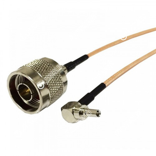 Антенный адаптер (Пигтейл) N-male-Crc9