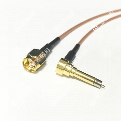 Антенный адаптер (Пигтейл) MS156-Sma-Male