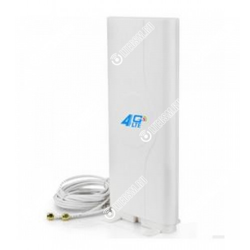 Антенна Настольная MiMo 3G 4G усиление 2x13dBi SMA