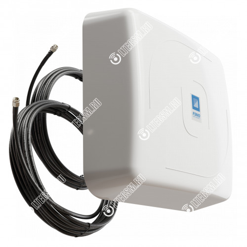 Панельная Антенна 3G/4G/LTE BAS-2344-SMA FLAT MULTIBAND MIMO COMBI
