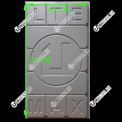 Панельная антенна Цифриус MIMO BOX 3G/4G/LTE 2*28ДБ CRC9 Печатная плата Медь