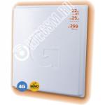 Панельная антенна Gellan 4G LTE  2*22Дб MIMO