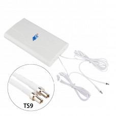 Антенна Настольная MiMo 3G 4G усиление 2x13dBi TS9