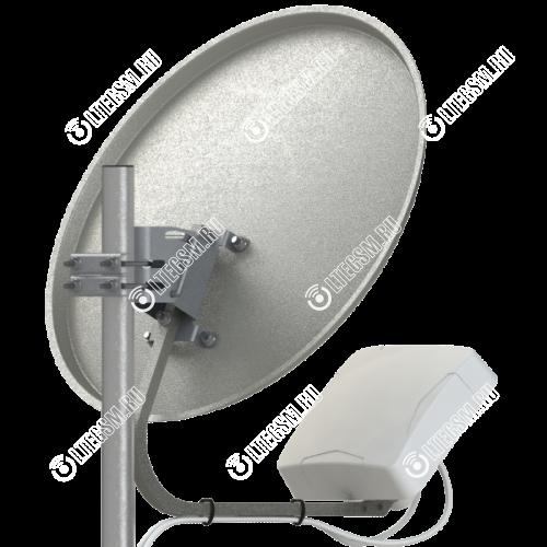 AX-800 OFFSET 75 MIMO 2x2 - 4G LTE800, 3G UMTS900 офсетный облучатель
