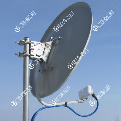 AX-2000 OFFSET 3G облучатель для офсетного спутникового рефлектора