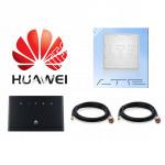 Huawei B315 c Панельной антенной 3G/4G 2*14 MIMO