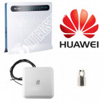 Huawei B593 c Панельной антенной 3G/4G MIMO 2*15ДБ
