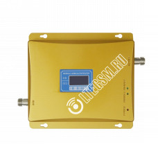Репитер GSM 3G UMTS LTE сигнала 1800МГц 2100МГц (до 300м²) без антенн
