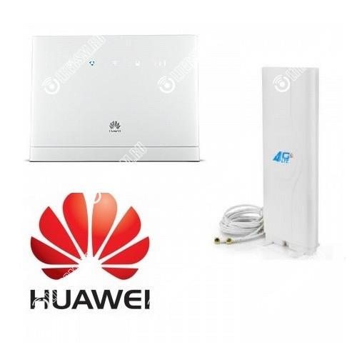 Huawei b315 с Комнатной антенной MIMO 3G/4G/LTE