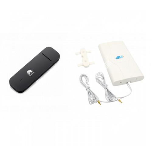 Huawei E3372h-320 с антенной MIMO 2*13Дб