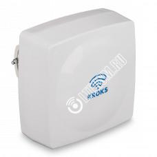 KAA15-1700/2700 U-BOX sma-crc9 - антенна с гермобоксом для 3G/4G модема usb 10 метров