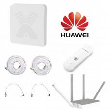 Комплект для Интернета в Коттедж 3G/4G/LTE Wifi MIMO 2*20Дб
