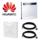 Huawei B593 c Панельной антенной 3G/4G AGATA MIMO