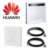 Huawei B593 c Панельной антенной 3G/4G ZETA MIMO