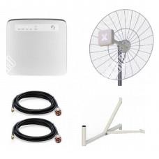 Huawei E5186 с Параболической антенной 2*21Дб 3G/4G/LTE Антекс до 20 КМ