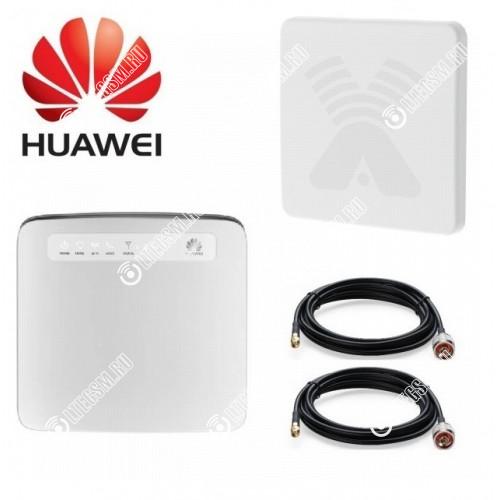 Комплект для Интернета в Коттедж 3G/4G/LTE Advanced Wifi MIMO