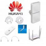 Комплект Kroks для Интернета с Панельной антенной MIMO 3G/4G LTE MIMO 2*15ДБ