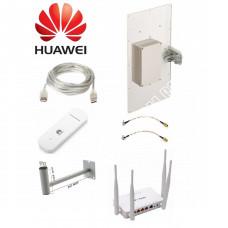Комплект Kroks для Интернета на Дачу 3G/4G/LTE Wifi MIMO BOX