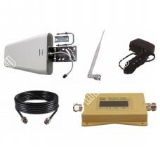Усилитель сотового сигнала (Репитер) GSM900 Сигнала  (до 150м²)