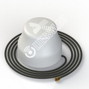 Автомобильная антенна Magnita1 4G/3G/2G/WiFi Ку 7Дб Белая