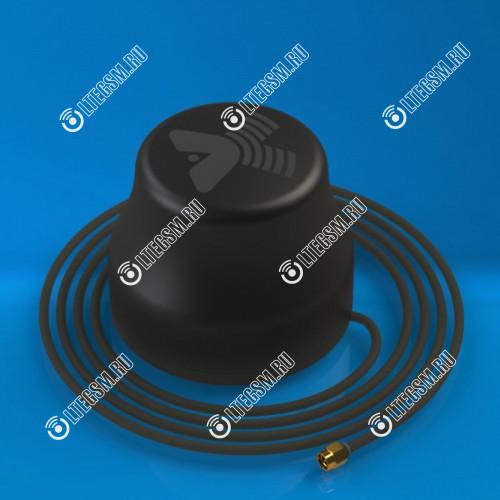Автомобильная антенна Magnita1 4G/3G/2G/WiFi Ку 7Дб