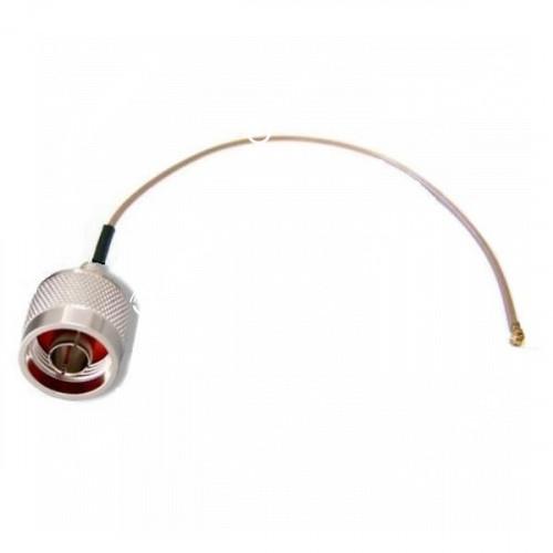 Антенный адаптер (Пигтейл) N-male-UFL