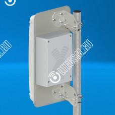 Nitsa-5 MIMO 2x2 BOX 2*15Дб - антенна с боксом для модема 4G