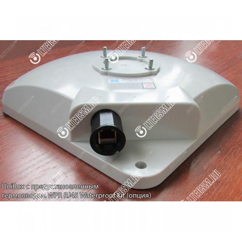 PETRA BB MIMO 2x2 UniBox - антенна с гермобоксом RG-45