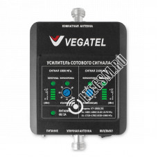 Репитер VEGATEL VT-1800/3G (LED)