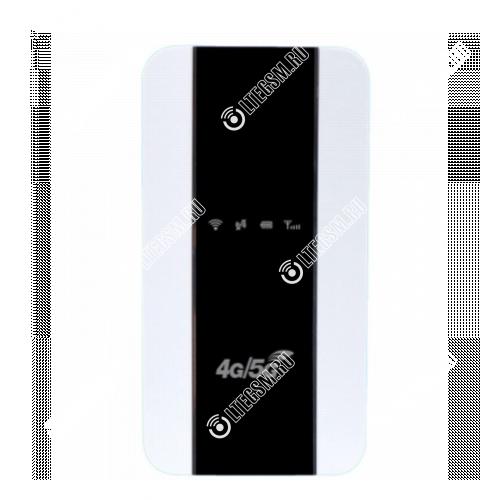 Tianjie M10 3000 Mah Роутер 3G/4G WiFi Белый  (Cat.4)