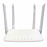 Tianjie MC119 Роутер 3G/4G WiFi Белый с Антеннами 4*5Дб (Cat.4)