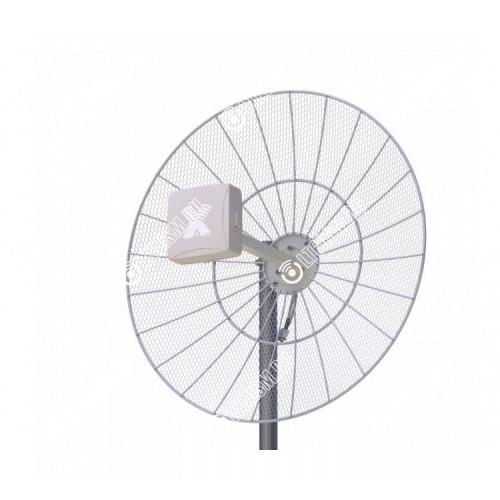 Vika-21 MIMO - сетчатая разборная параболическая антенна LTE1800/UMTS2100/LTE2600