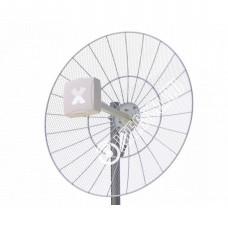 Vika-21F MIMO 2*21.5Дб 1700-2700 МГц сетчатая параболическая антенна