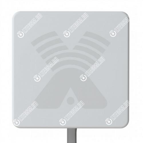 ZETA MIMO BOX Rj-45 2*20Дб 1700-2700МГц